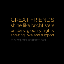 Friends Like Stars 2